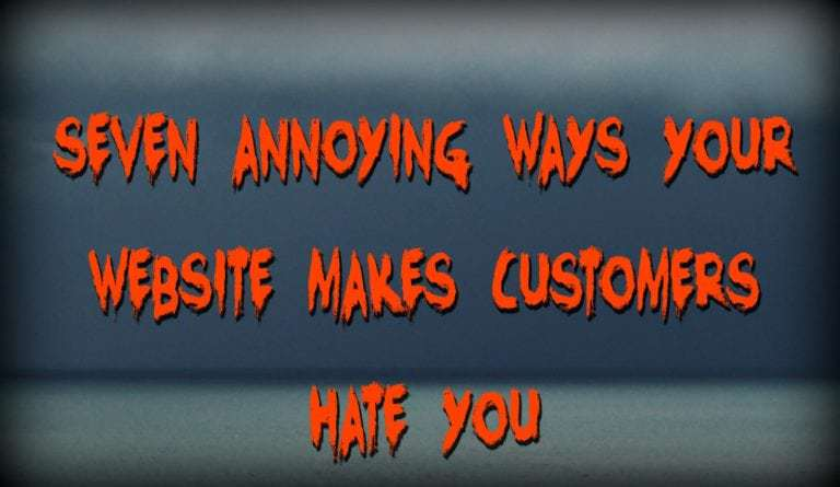 website content marketing mistakes
